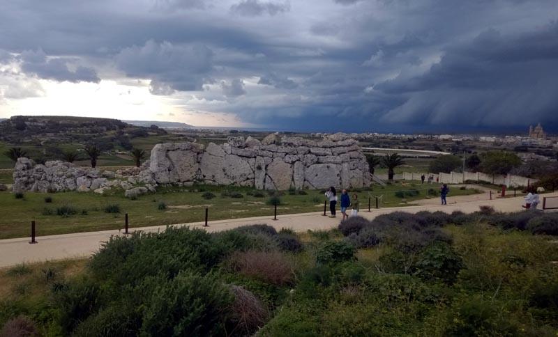Temples de Ggantija.