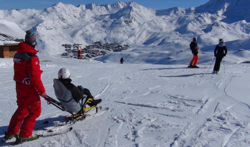 Break en Savoie