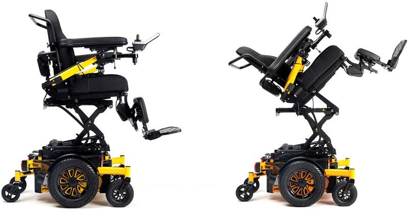 Un fauteuil élévateur 6 roues gratuit !