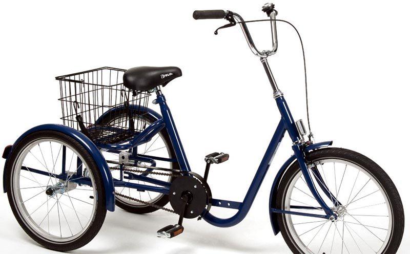 Un tricycle électrique