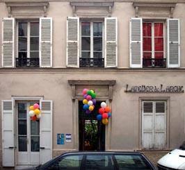 Atelier de l'Arche à Paris.