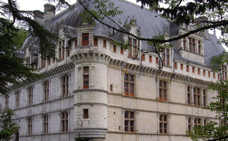 Azay-le-Rideau : inaccessible mais labellisé ?