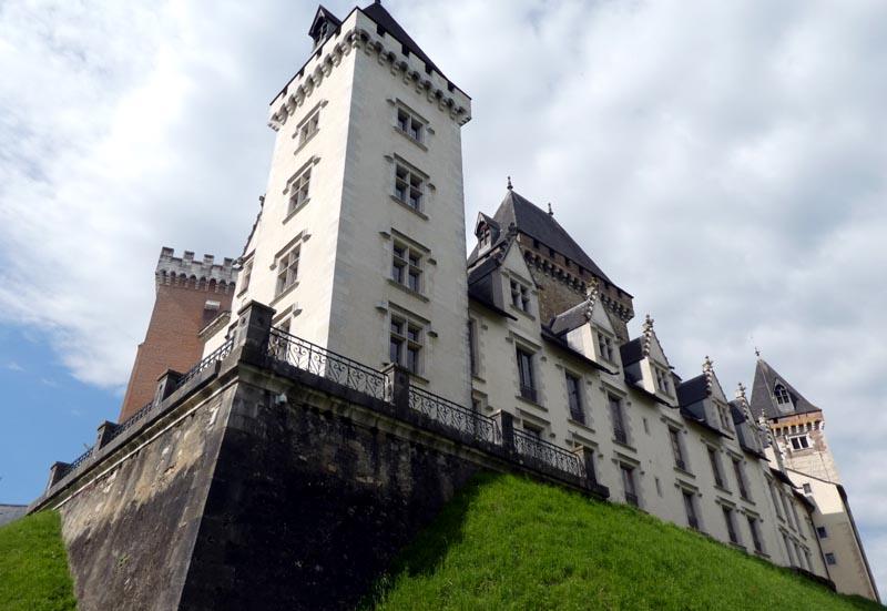 Château de Pau.