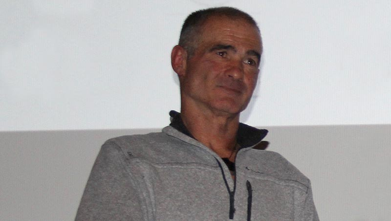 Thierry Corbalan, dauphin corse