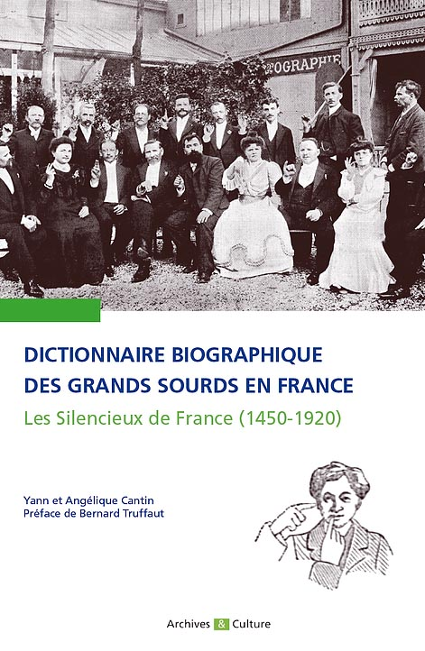 Dictionnaire biographique des grands Sourds de France.