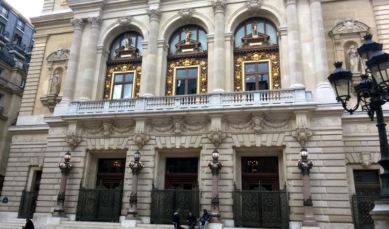 Opéra Comique rénové et accessible