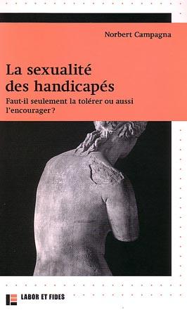 couverture de l'ouvrage 'La sexualité des handicapés'