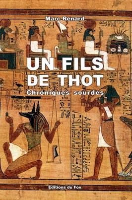 couverture de 'Un fils de Thot'