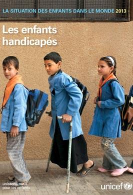 Les enfants handicapés «rapportés» par l'UNICEF