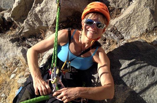 Vanessa François, des montagnes aux planches