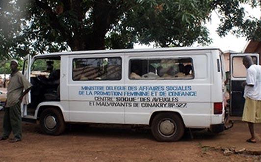 Une rentrée scolaire en Guinée