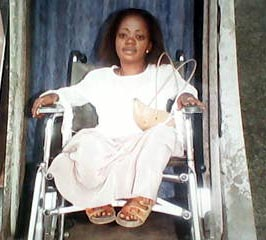 Être femme handicapée en RDC