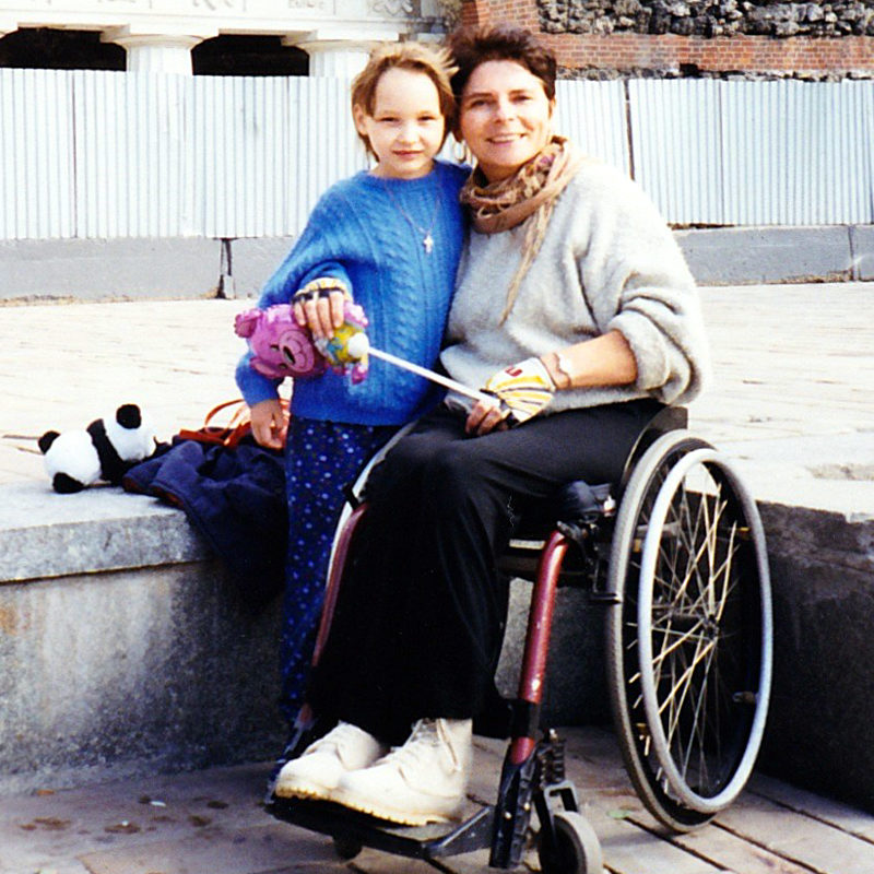Thérèse et Olga Lemoine