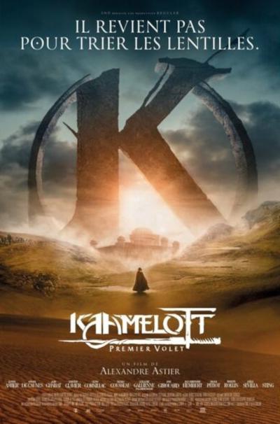 Affiche du film Kaamelott