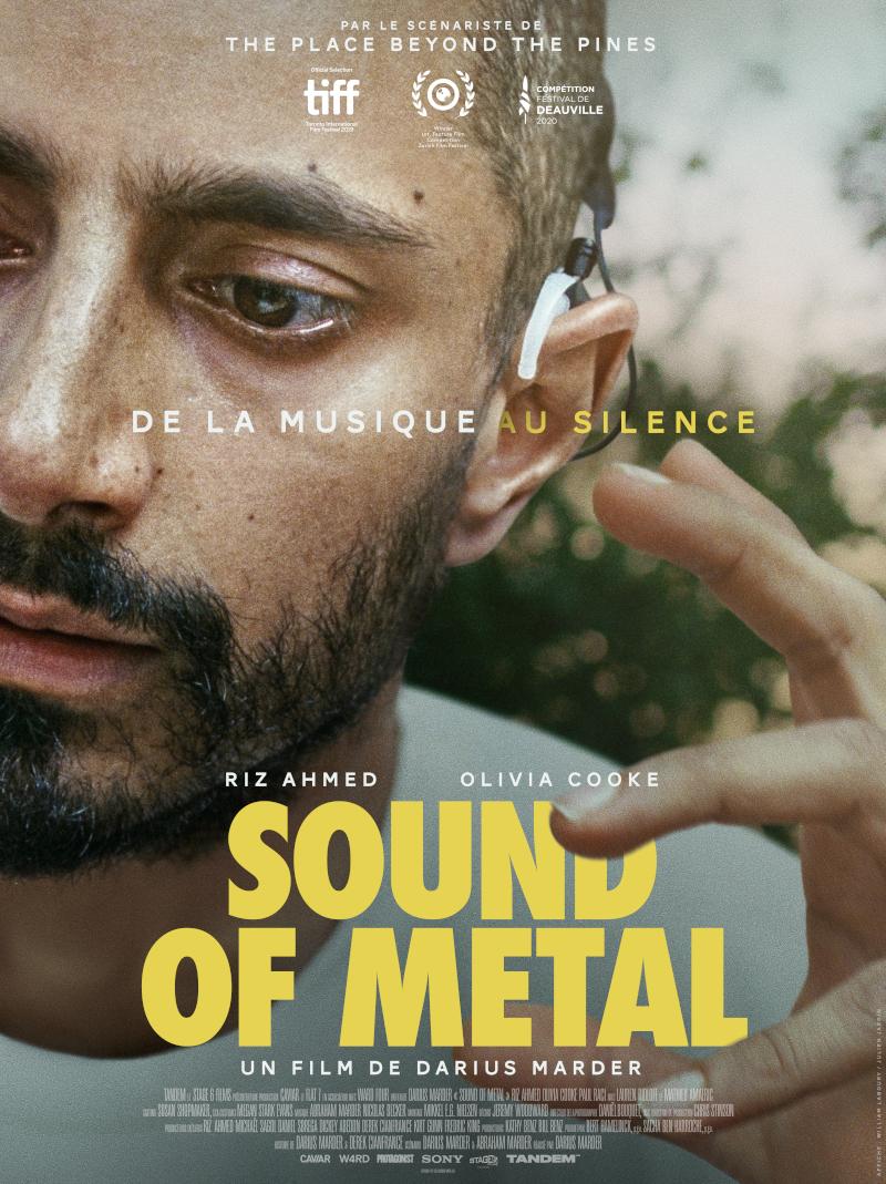 Affiche du film Sound of metal