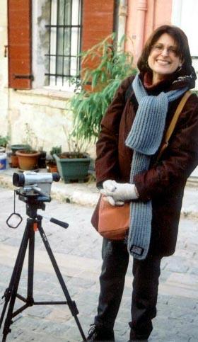 Brigitte Lemaine, documentariste