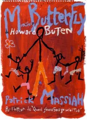 Affiche de Monsieur Butterfly