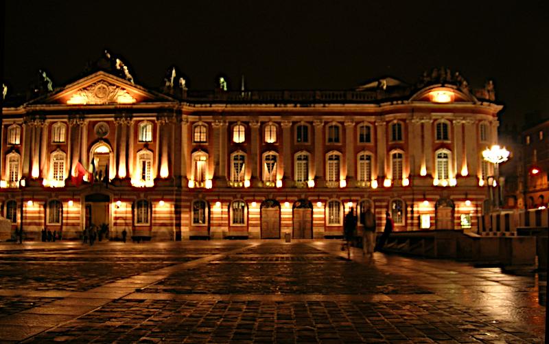 Capitole nuit 2005 ©Yanous.com