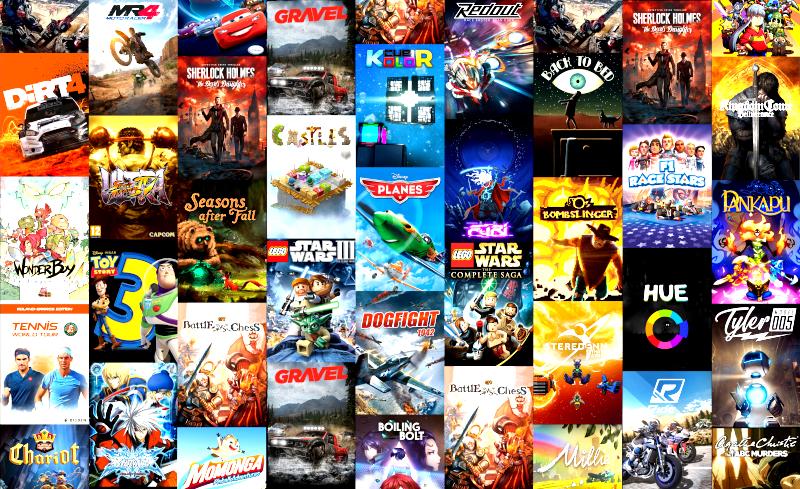 Des jeux vidéos pour tous?