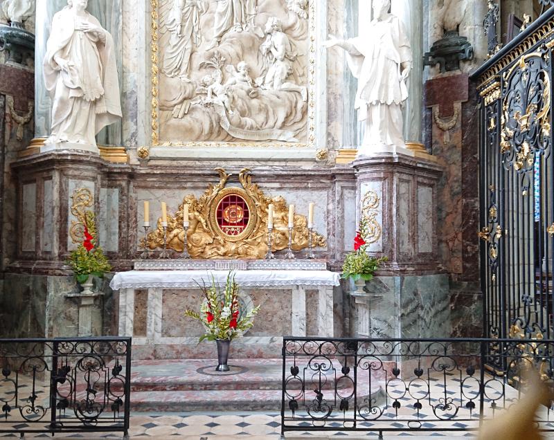 Chapelle de la relique de Saint-Jean Baptiste
