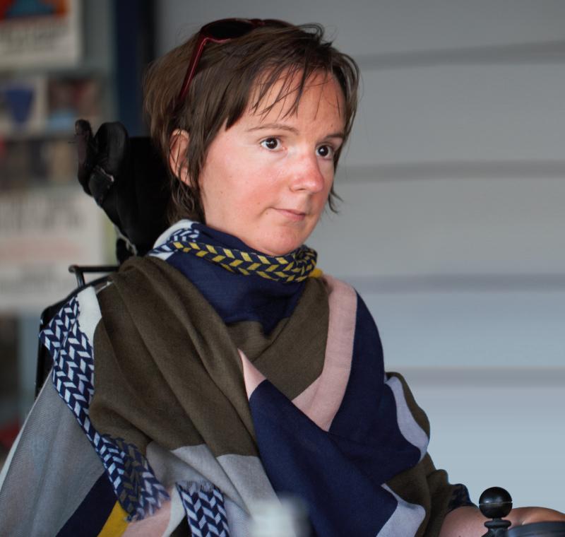Charlotte Puiseux en 2013