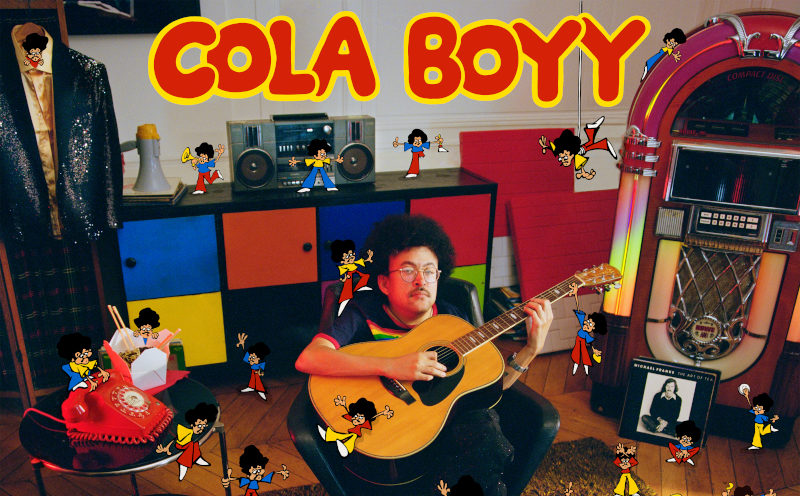 Dans l'univers de Cola Boyy