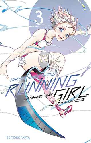 Couverture de Running girl 3