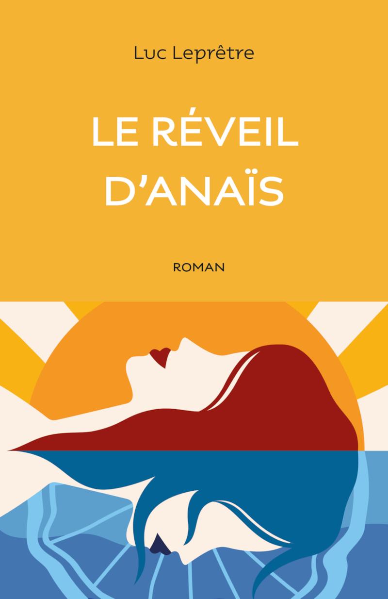 Couverture du roman Le réveil d'Anaïs