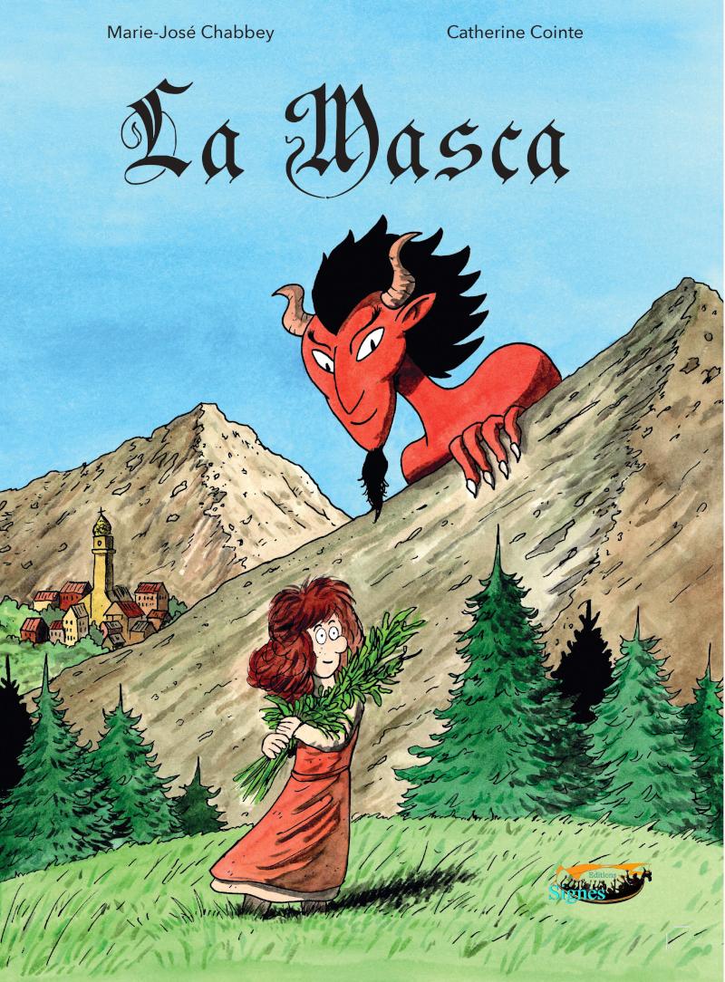 Couverture de l'album la Masca