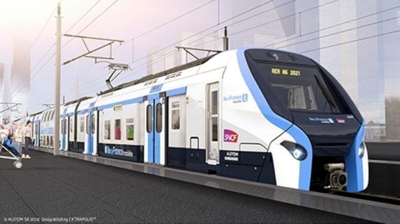Futur train RER B