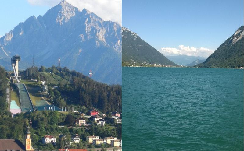 Escapade à Innsbruck et Achensee