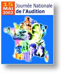 Journée nationale de l'Audition 2002