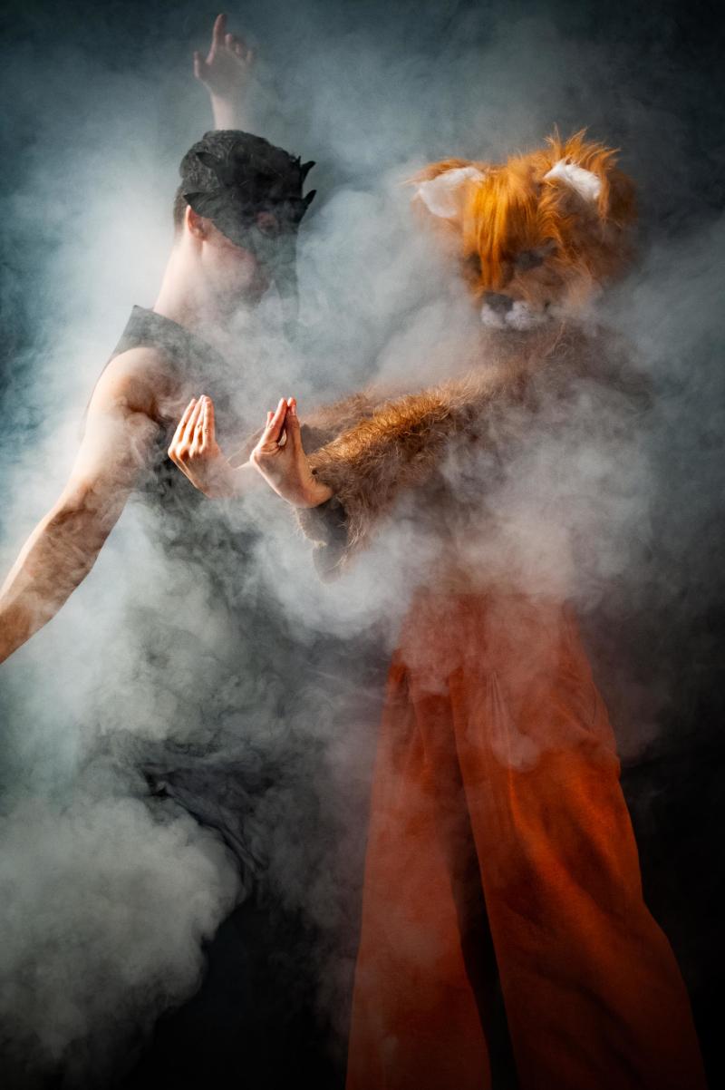 Les Fables à la fontaine ©Benjamin Mengelle