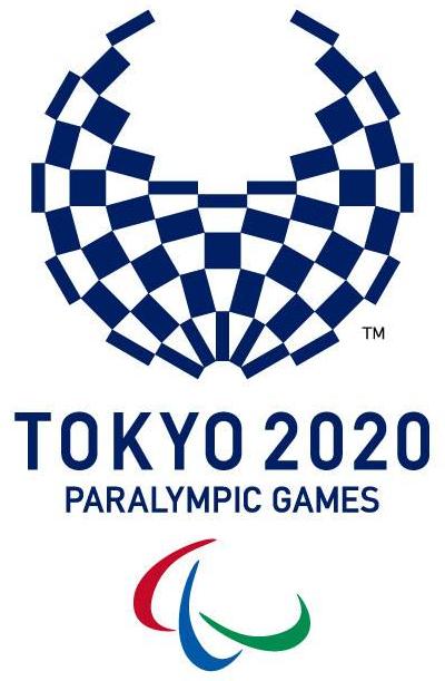 Logo des jeux paralympiques de Tokyo 2020