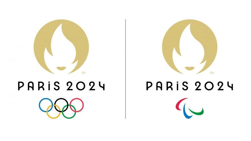 Logos des jeux olympiques et paralympiques de Paris 2024