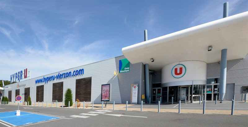 Magasin Super U Vierzon