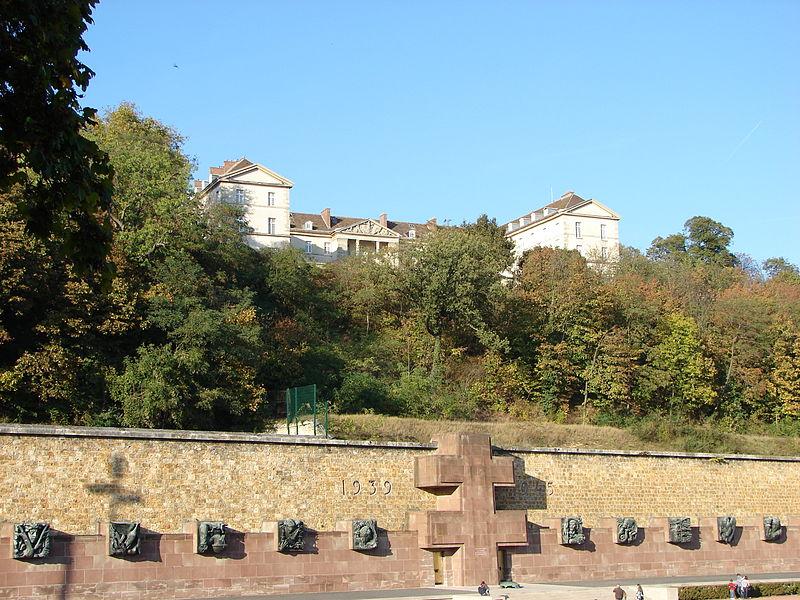 Mémorial de la forteresse du Mont-Valérien de Suresnes