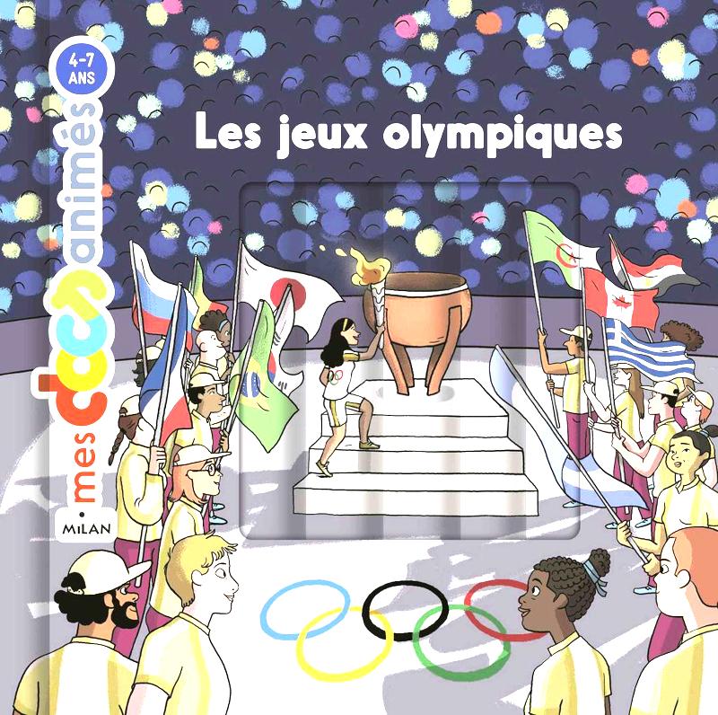 Mes Docs animés Les Jeux Olympiques