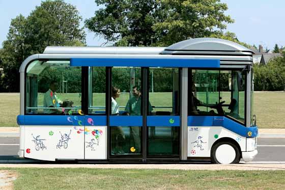 Microbus Gruau