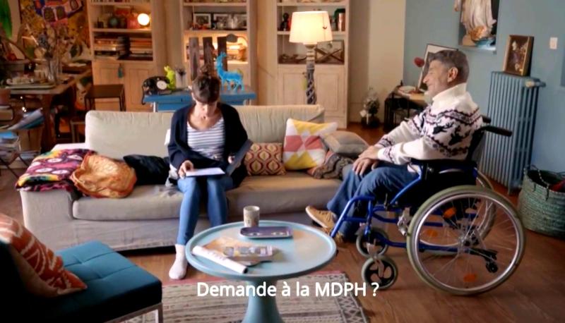 Mini-série MDPH de Gironde