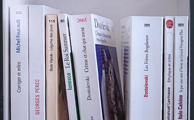 Plus de livres adaptés !