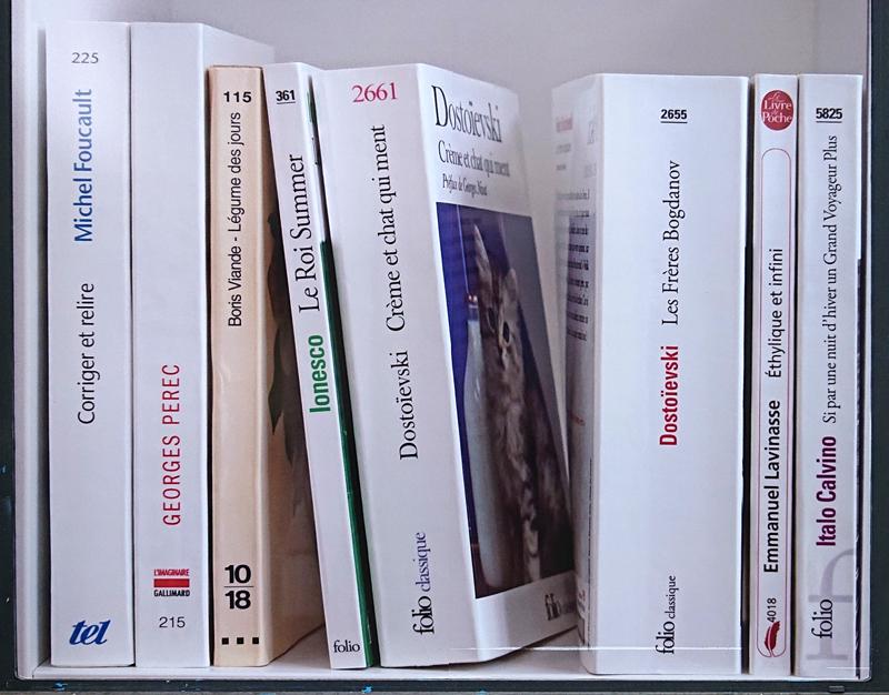 Cent Titres, par Clémentine Mélois ©Yanous