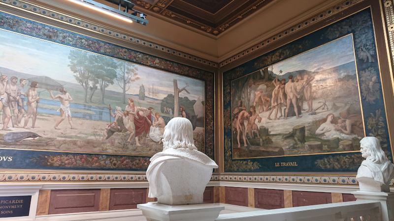 Musée de Picardie, galerie