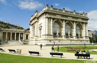 Palais Galiera ©Mairie de Paris