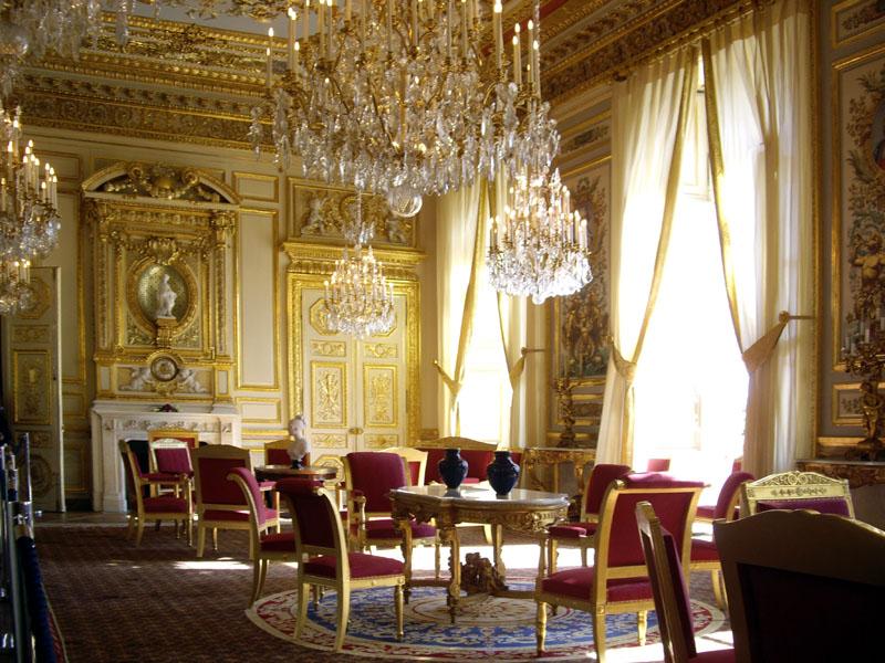 Paris Hôtel de la Marine salon d'honneur ©Yanous.com
