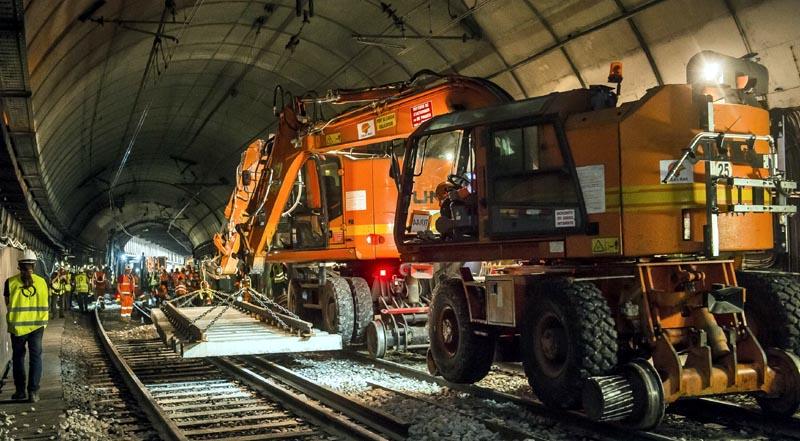 RER parisien : travaux et accessibilité