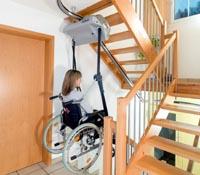 Monte-escalier RL60