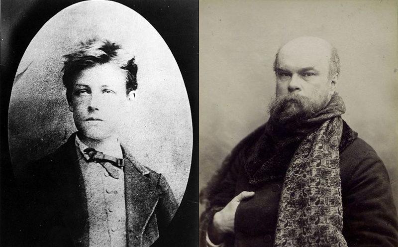 Les Ardennes de Rimbaud et Verlaine.