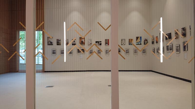 Salle d'exposition de la Maison de la Culture de Bourges