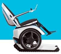 Fauteuil roulant électrique Scewo Bro